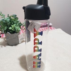 PINK VICTORIA SECRET bottle water